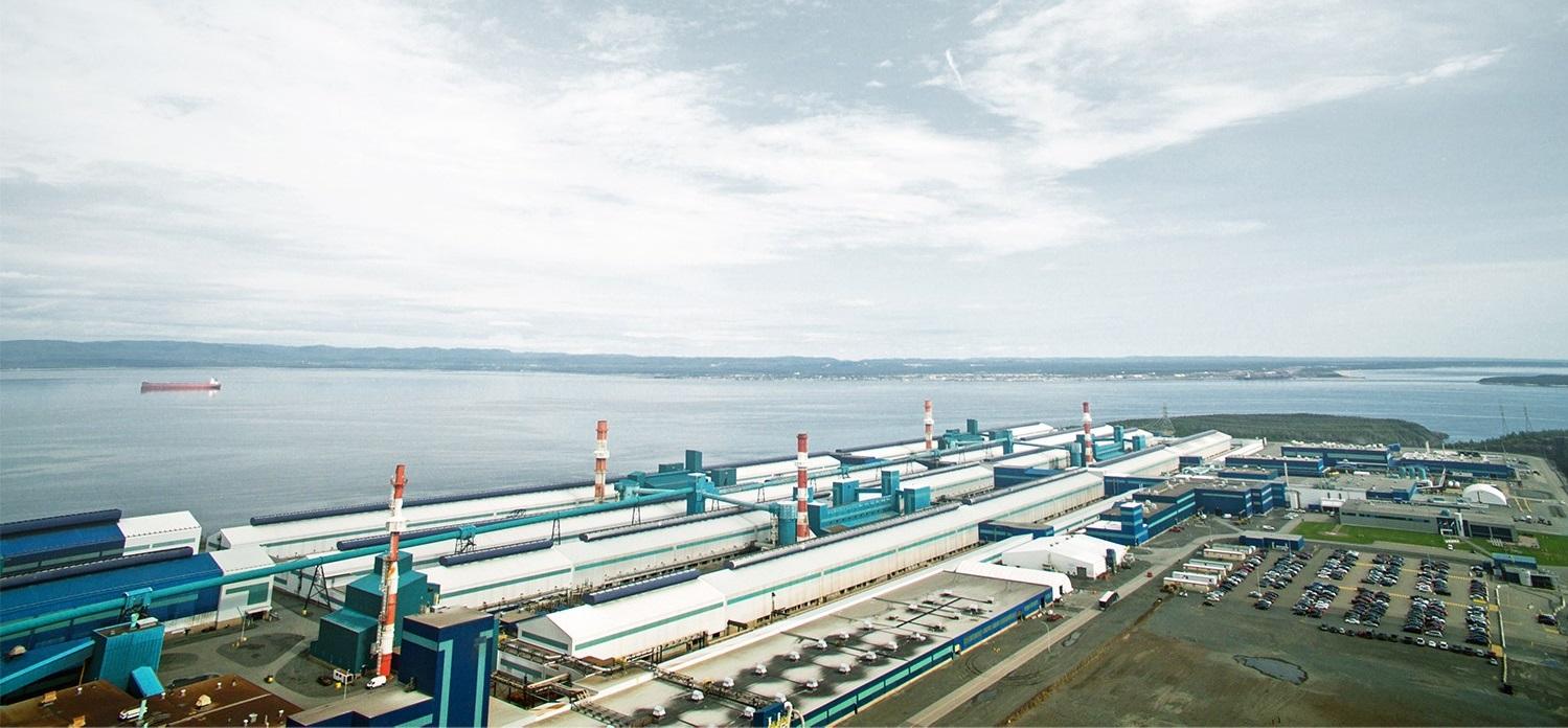 Témoignage client : une protection antichute pour ce géant de l'aluminium au Québec