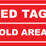 Hold Area Tag