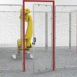 Swinging doors