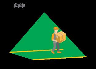 walkway_green_projection
